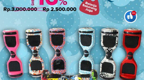 Menjual Mainan Hoverboard Smart Balance Di Jakarta Bisa Kirim Ke bengkulu