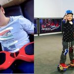 Mainan Hadiah Ulang Tahun Anak Hoverboard Bisa COD Di Priuk