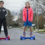 Mainan Hadiah Ulang Tahun Anak Hoverboard Bisa COD Di Ciputat