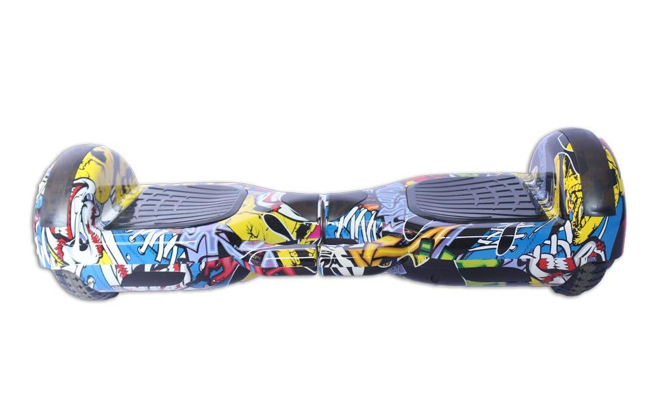 Hoverboard ukuran 6,5 Inch Motif Joker